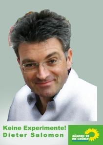 Salomon 2010 - keine Experimente!