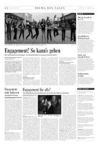 Seite 2 Lokalteil Badische Zeitung gemacht von Jugendlichen