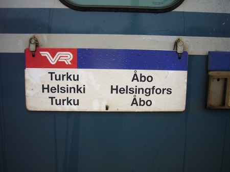 Auf nach Helsinki!