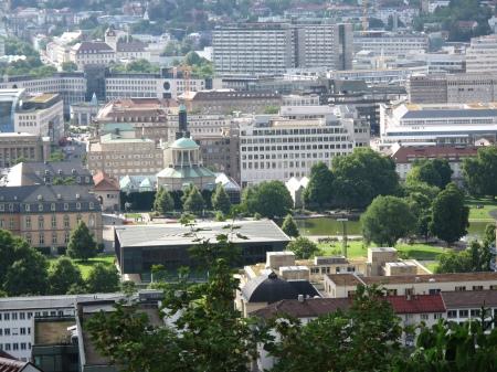 Der Landtag zu Stuttgart