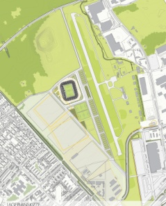 16-05 Anlage Flugplatz Stadion Wolfswinkel vorla?ufiger Standort