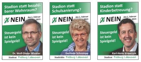 FreiburgLebenswert_Plakate_Buergerentscheid