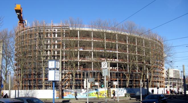 Neubau Technisches Rathaus in Freiburg